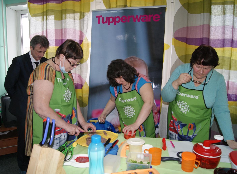Tupperware мастер классы