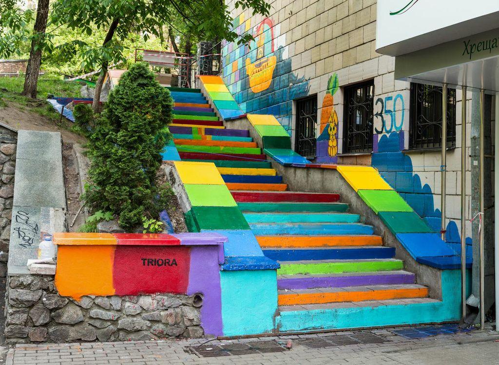 День ступенек и лестниц сегодня.. Подождите загрузки картинки!