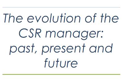 Эволюция менеджера по КСО: прошлое, настоящее и будущее